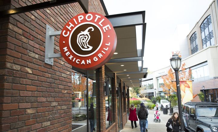 All Chipotle restaurants will be closed Monday from for a national meeting.