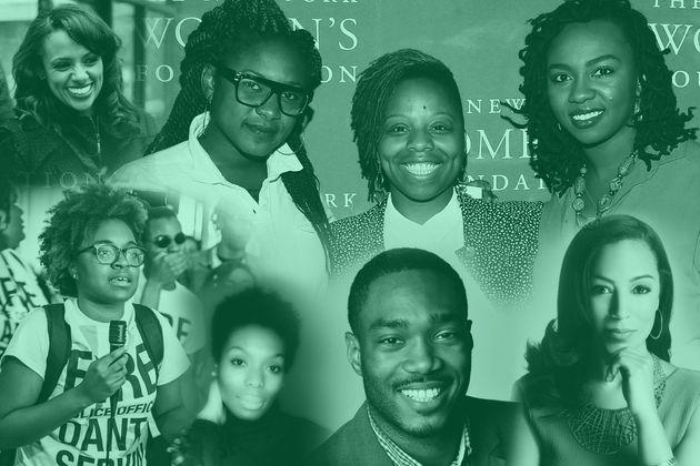 The activists of Black Future