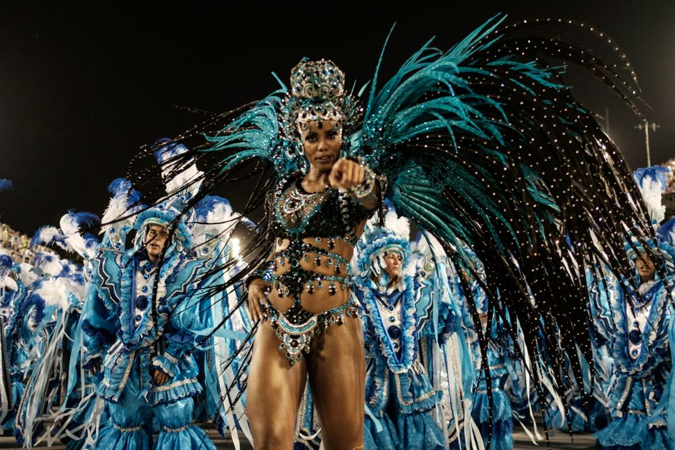 From Friday to Tuesday, revelers across Brazil are takingpart in Carnival, a five-day-long festival in which samba scho
