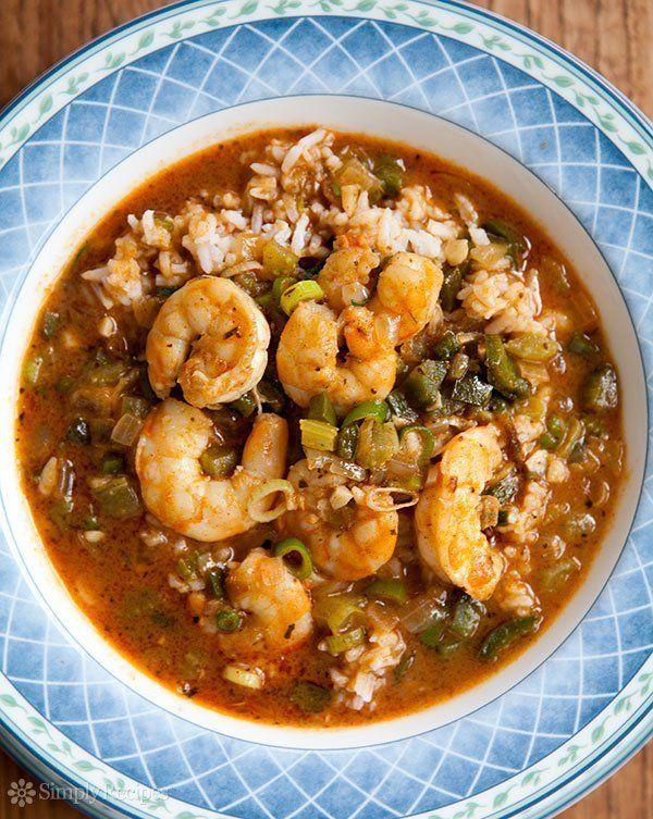 """<strong>Get the <a href=""""http://www.simplyrecipes.com/recipes/shrimp_etouffee/"""" target=""""_blank"""">Shrimp Etouffee recipe</a>&nb"""