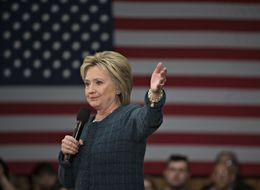 Hillary Clinton On The Worst GOP Candidate For Women: 'It's A Nine-Way Tie'