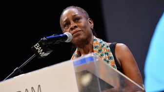 NEW YORK, NY - JANUARY 18:  New York City's First Lady Chirlane McCray attends BAM's 30th Annual Tribute To Dr. Martin Luther King, Jr. at BAM Howard Gilman Opera House on January 18, 2016 in New York City.  (Photo by Slaven Vlasic/Getty Images)