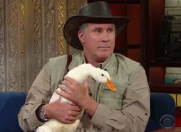 Don't Ask Exotic Animal Expert Will Ferrell About 'Zoolander 2'