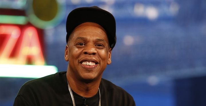 """Jay Z appeared on""""Jimmy Kimmel Live"""" the night ofTIDAL X: 1020, the first in a series of philanthropic music even"""