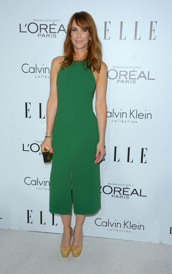 Kristen Wiig Elle Magazine