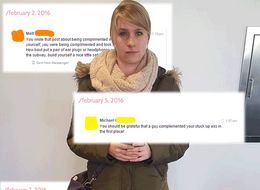 Woman Speaks Out About Street Harassment, Gets Harassed Online