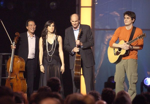 """<strong>Record of the Year: </strong>Norah Jones, """"Don't Know Why""""<br><strong>Album of the Year:&nbsp;</strong>Norah Jones,"""