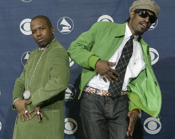 """<strong>Record of the Year:&nbsp;</strong>Coldplay, """"Clocks""""<br><strong>Album of the Year:&nbsp;</strong>Outkast, """"Speakerbo"""