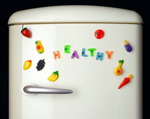 11 Foods To Stock In The Fridge To Make Healthy Eating