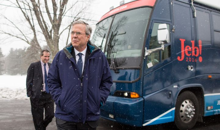Jeb Bush's call tooverturnCitizens United is notthe usual reformer's cry.
