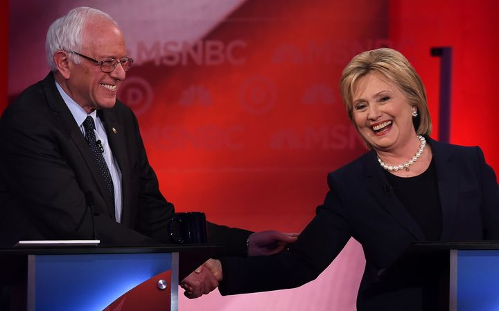Democratic presidential candidates Bernie Sanders and Hillary Clinton have dueling plans to expand health care coverage.