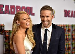 Blake Lively And Ryan Reynolds Look Adorable On 'Deadpool' Red Carpet