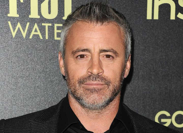 Actor Matt LeBlanc attends the Hollywood Foreign Press Association and InStyle's celebration of the 2016 Golden Globe award s