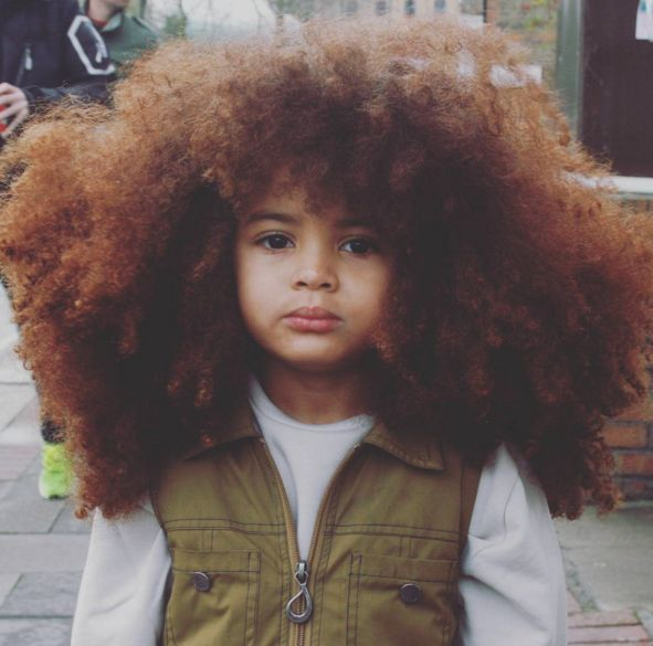 This 4 Year Old Has The Best Head Of Hair We Ve Ever Seen