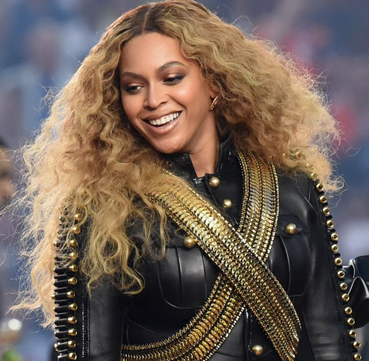 "Beyoncé shares her thoughts on her Super Bowl performance of the new single, ""Formation."""