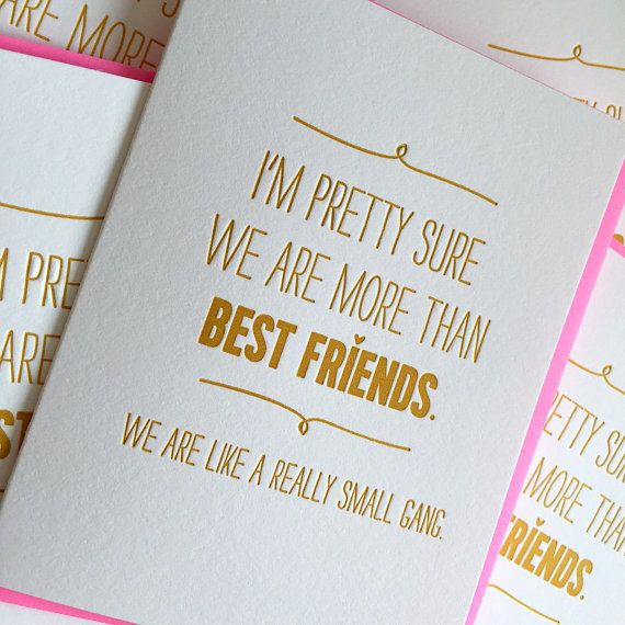 12 adorable valentines to give your best friend | huffpost, Ideas