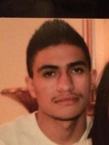 Ramiro Tirado, 19, was wanted by police after allegedly abducting the 2-year-old girl.