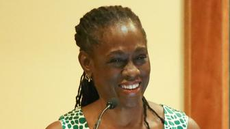 NEW YORK, NY - JULY 30:  Chirlane McCray, First Lady of NYC attends 'Black Girls Lead' International Conference at Barnard College on July 30, 2015 in New York City.  (Photo by Rob Kim/Getty Images)
