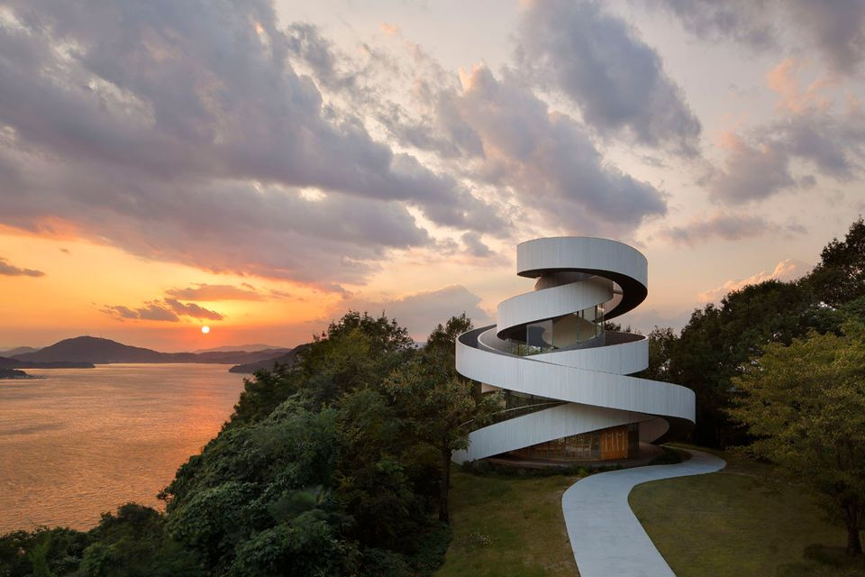 "<strong>Who:&nbsp;</strong>NAP Architects<strong><br>What:&nbsp;</strong><a href=""http://www.archdaily.com/594947/ribbon-cha"