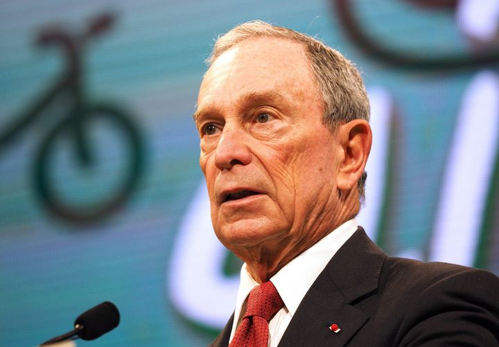 """""""I find the level of discourse and discussion distressingly banal and an outrage and an insult to the voters,"""" former New York Mayor Michael Bloomberg said earlier this year of the presidential race."""