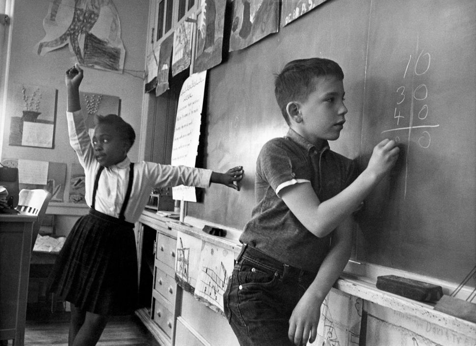 "1964: ""Princeton's two elementary schools were integrated 16 years ago,"" The Times reported. ""Thus began a three-act ra"