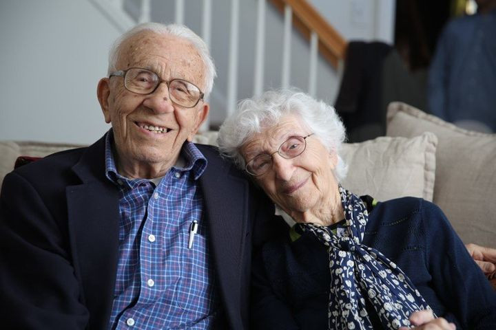 america s longest married couple wants to give you love advice