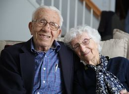America's 'Longest-Married Couple' Wants To Give You Love Advice