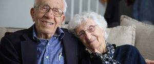 LONGEST MARRIED COUPLE BETARS