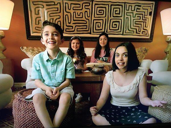 "The young actors playing Rob, Khloe, Kourtney and Kim Kardashian on ""The People vs O.J. Simpson: American Crime Story"" watch"