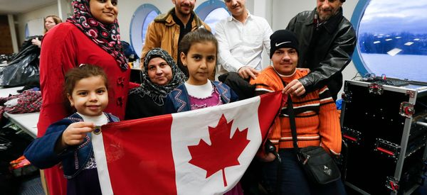 Canadians Learn Arabic To Give Syrian Refugees A Warm Welcome