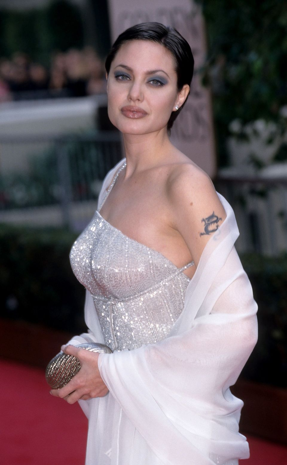 Angelina Jolie (Photo by Ke.Mazur/WireImage)