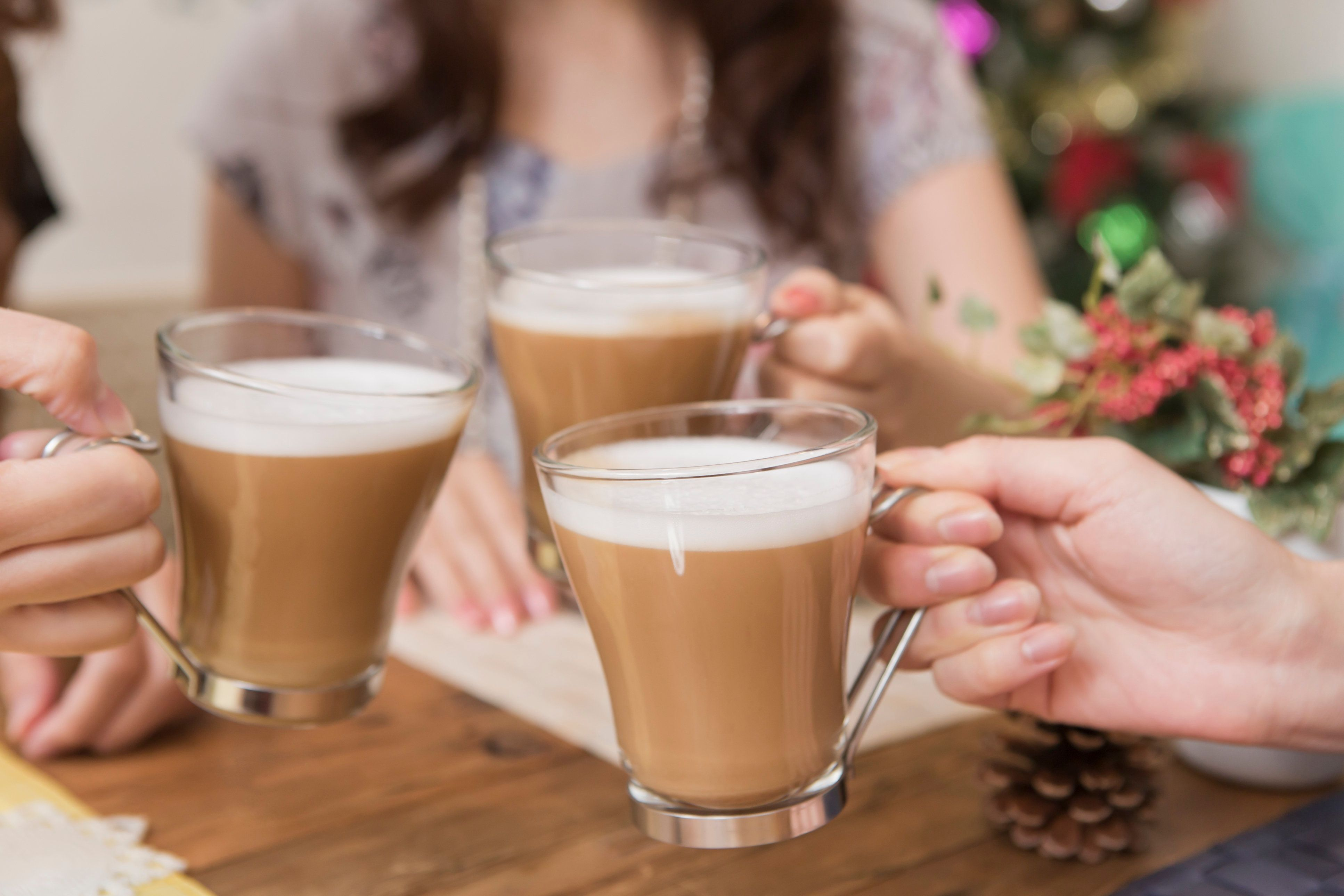 Instead of enjoying your morning coffee alone, why not round up the familyto share a latte with at your favorite bakery