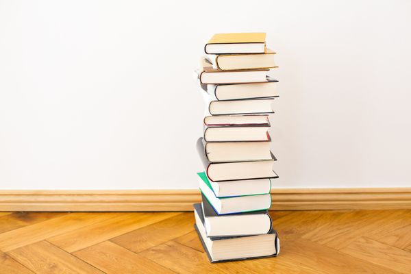"""How long has it been since you read a physical book? If you're answer is """"over a year,"""" or even worse, """"I can't remember,"""" it"""