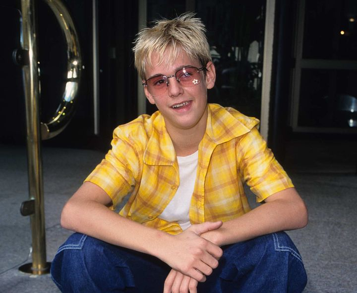 Thanks to a career that started at age 7, Aaron Carter says he made more than $200 million before his 18th birthday.
