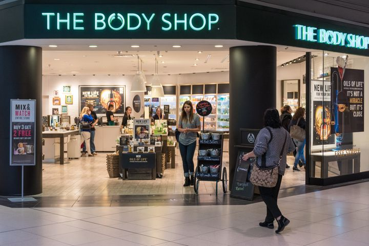 After losing its edge to rivals the Body Shop is attempting a comeback.