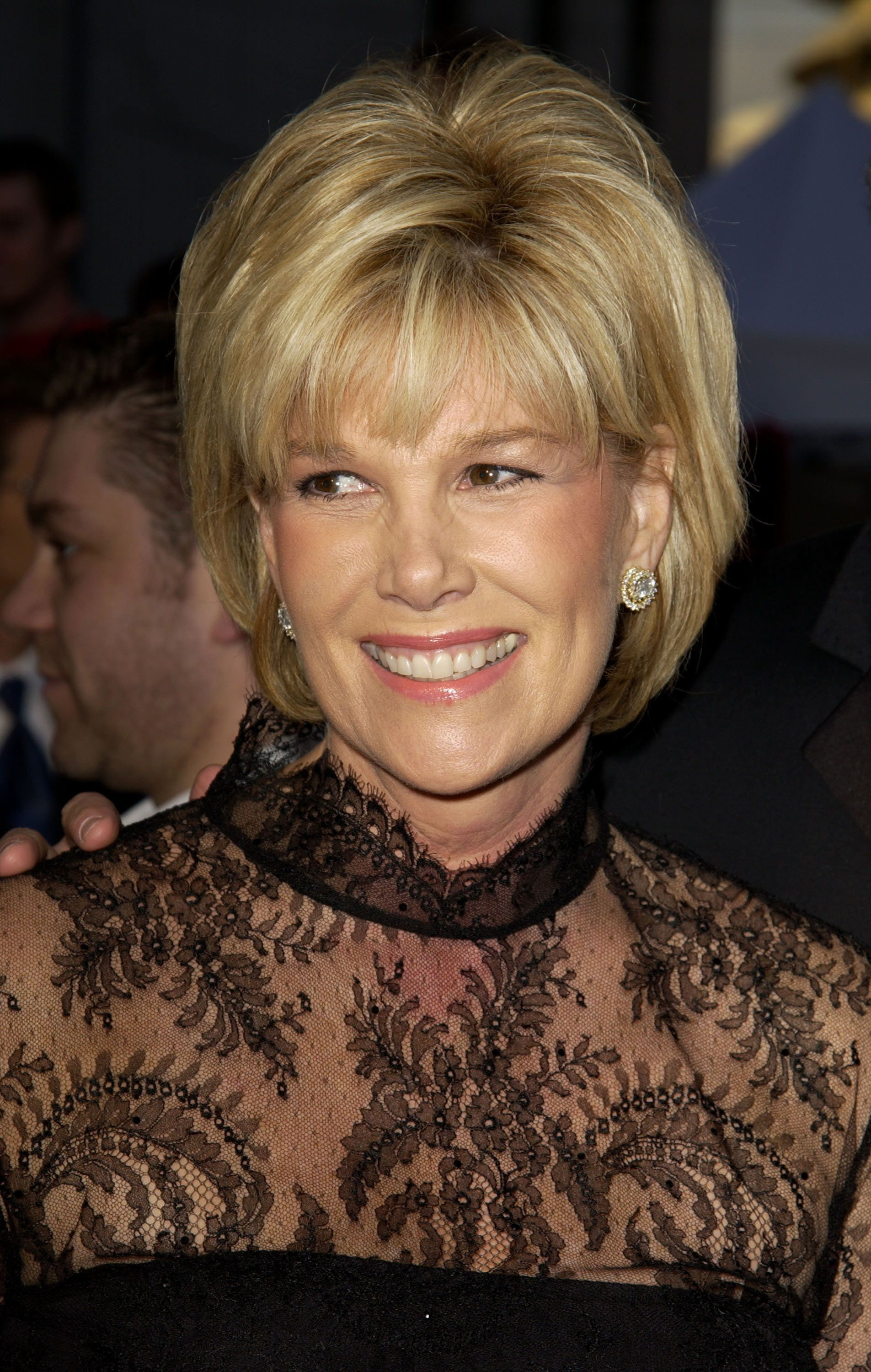 Joan Lunden during ABC's 50th Anniversary Celebration at The Pantages Theater in Hollywood, California, United States. (Photo by SGranitz/WireImage)