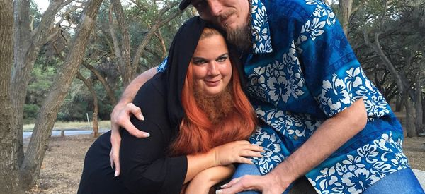 Lobster Boy And Bearded Lady Fall In Love: 'We Were Meant For Each Other'