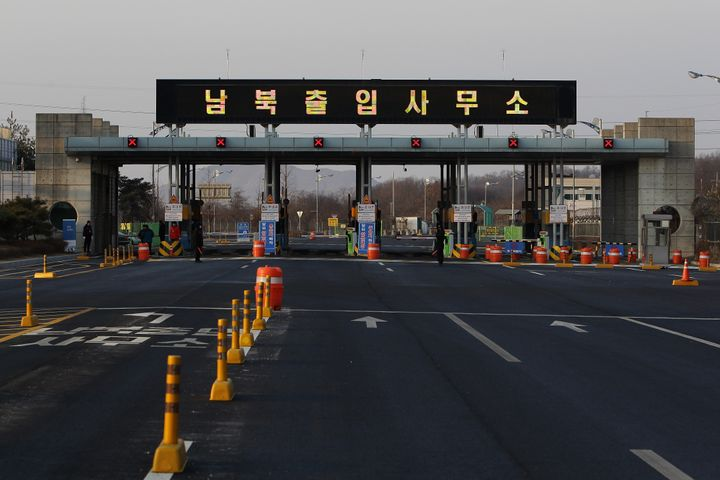 North Korea has ordered South Koreans out of the Kaesong Industrial Complex.