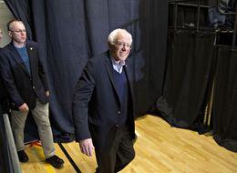 HUFFPOLLSTER: Bernie Sanders Amps Up Poll Spending By 900 Percent