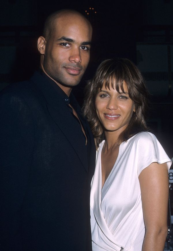 "Boris Kodjoe and Nicole Ari Parker began dating in 2001 after they met on the set of ""Soul Food: The Series."""