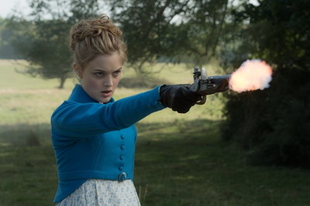 What 'Pride and Prejudice and Zombies' Tells Us About Women And