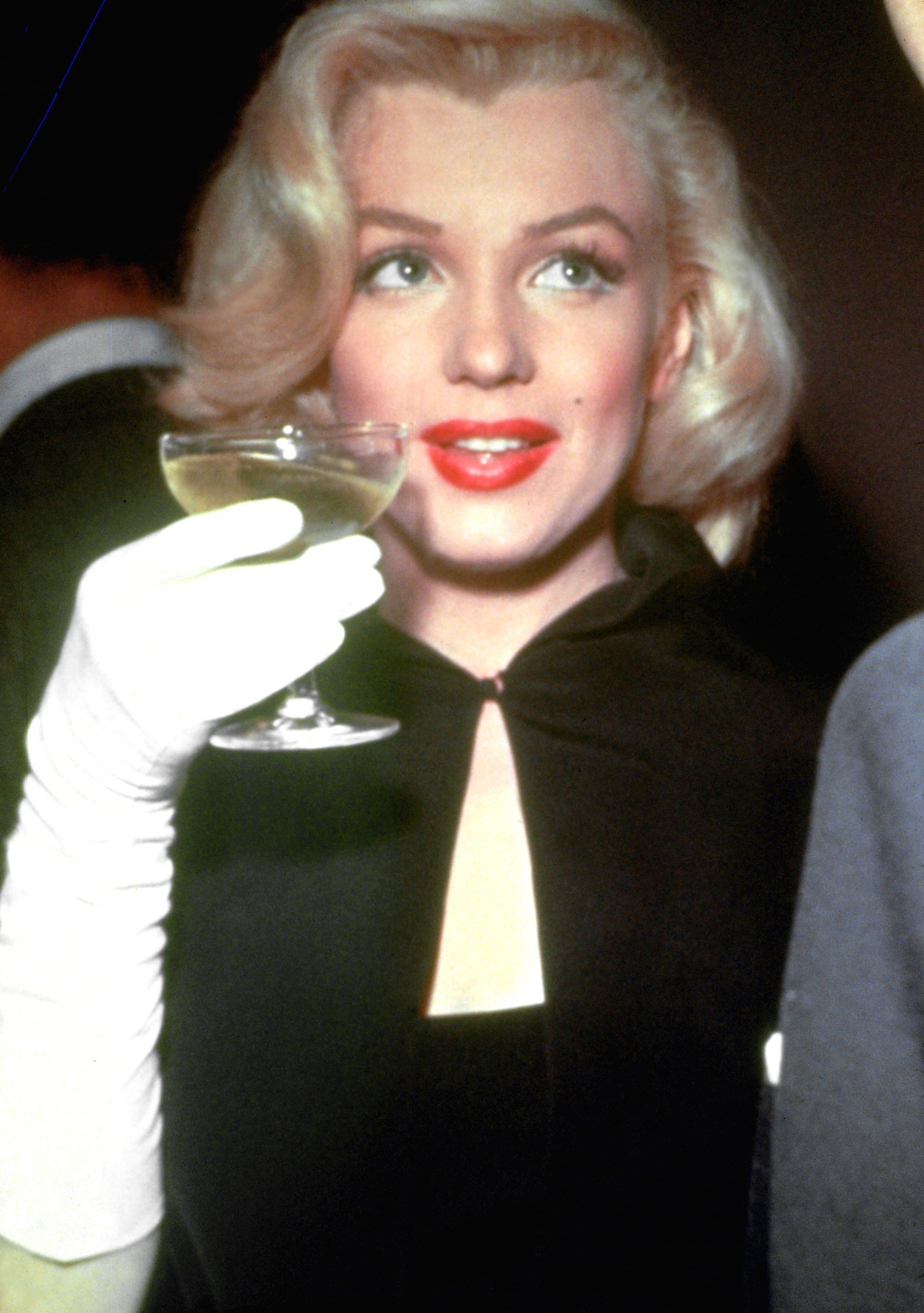 Marilyn Monroe in the 1950's. EDITORIAL USAGE ONLY. NO COVER USAGE.  (Photo by API/Gamma-Rapho via Getty Images)