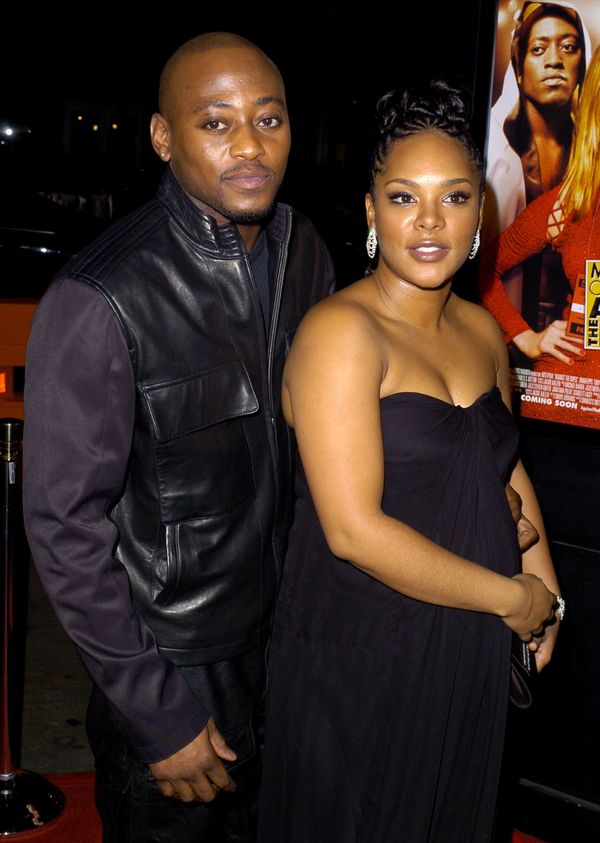 Omar Epps and Keisha Epps married in 2006.