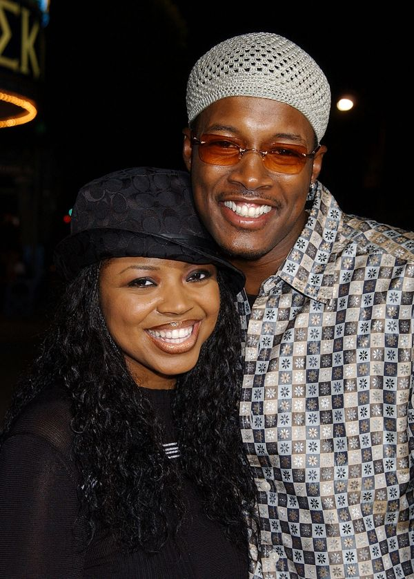 Shanice and Flex Alexander have been married since February 14, 2000.