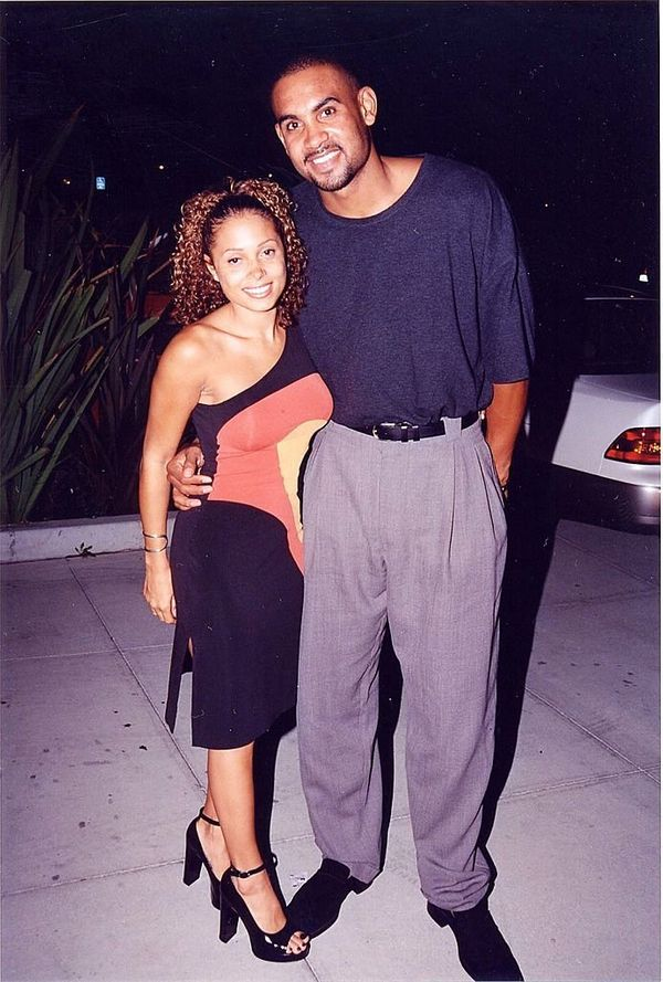 NBA player Grant Hill and singer Tamia married in 1999, after several years of dating.