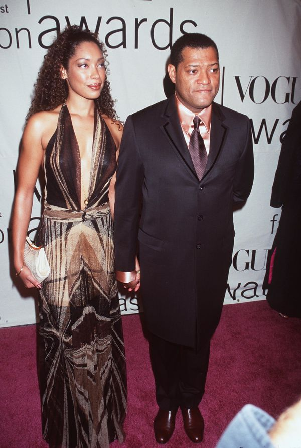 "Laurence Fishburne and Gina Torres were married at <a href=""https://en.wikipedia.org/wiki/The_Cloisters"">The Cloisters</a> mu"