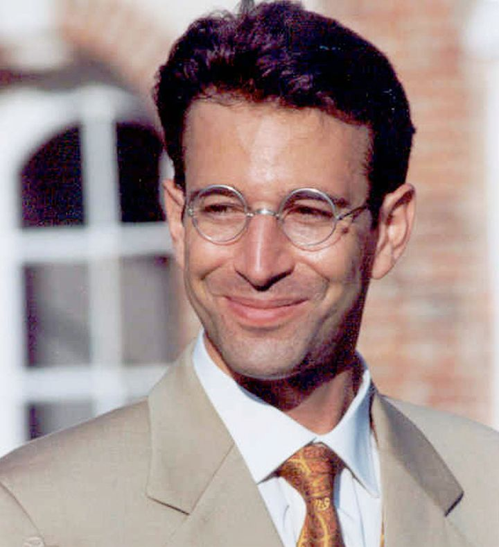A Wall Street Journal newspaper reporter Daniel Pearl was kidnapped by Islamic militants in Karachi, Pakistan. On F