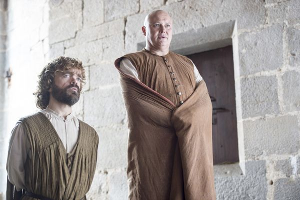 Tyrion and Varys run this town.
