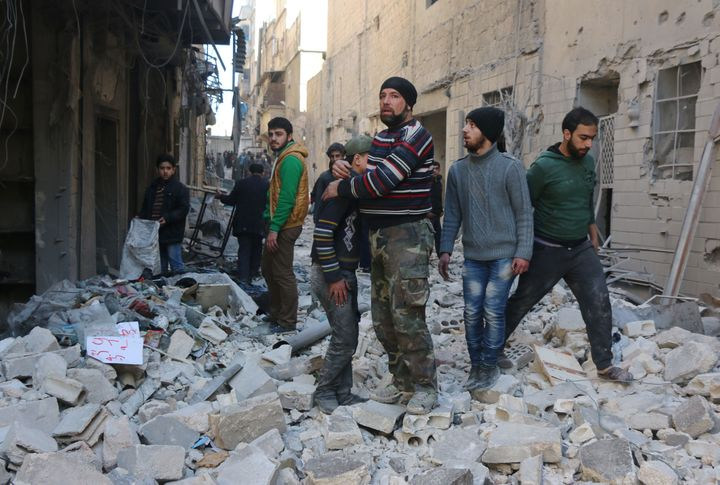 The Syrian army and allied forces have surrounded and cut supply routes to Aleppo, severing the city from its northern rural