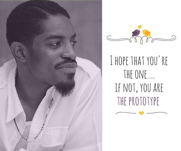"""<a href=""""https://www.youtube.com/watch?v=uqhJfjbNuQg"""" target=""""_blank"""">""""Prototype""""</a> by Andre 3000"""